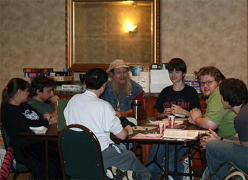 Around the Gaming Table