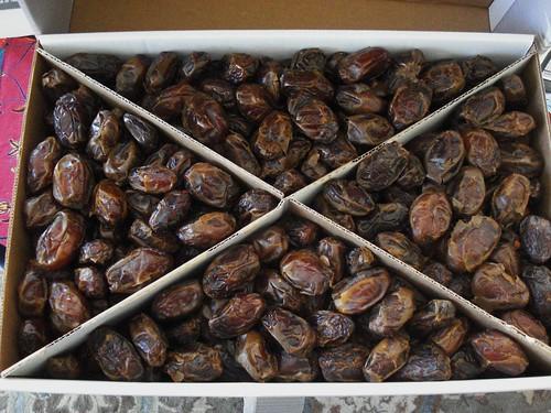 huge box of medjool dates | by On Bradstreet