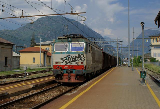 FS E633.222 Morbegno