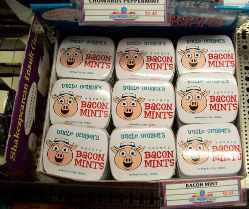 bacon mints - wtf