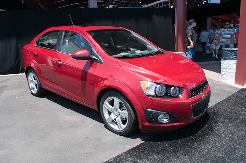 2012 Chevrolet Sonic (US preproduction) Photo
