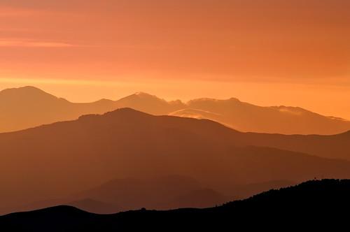 sunset sky orange mountains silhouette landscape rockies nikon bravo colorado weld vivid compression co layers rockymountains soe layering larimer d300 supershot speclandscape clff impressedbeauty