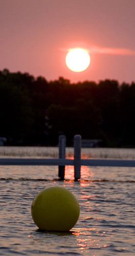 alexandria minnesota sunrise buoy mapped lakedarling