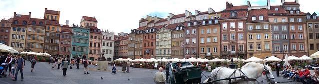 Rynek Starego Miasto