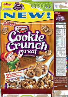 Kellogg's / Keebler Cookie Crunch Cereal i (( 2008 )) | by tOkKa