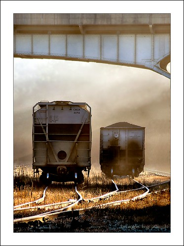 "railroad bridge sunset sun west cars car yard train virginia track tracks rail railway trains wv covered hancock coal dust hopper hoppers дорога "" железная 铁路 ""железная"