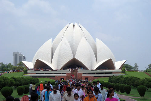 Lotus Temple, New Delhi | by bobwitlox