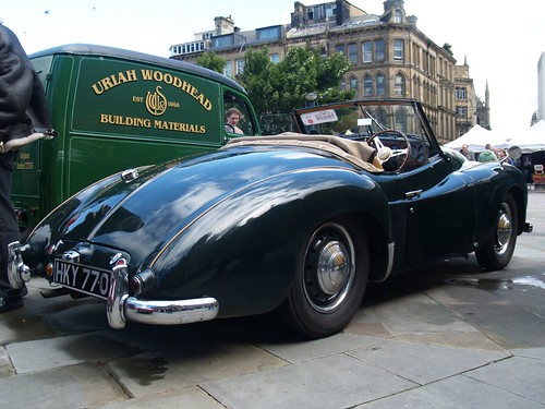 Jowett Jupiter Sports Car - 1952 | by imagetaker!