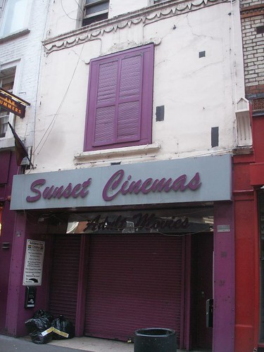 london Gay cinemas