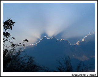 Rays Of Hope | by Sandeep K Bhat