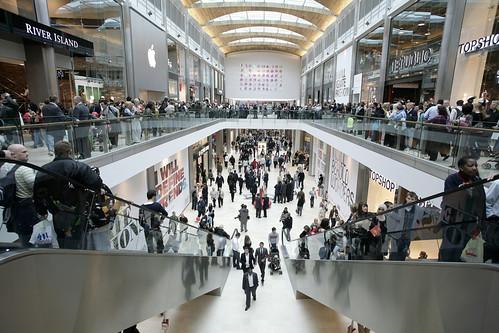 Highcross Shopping Centre, Leicester