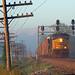 CSX-CnO westbound, Longley, Ohio... by wccnds John Leopard