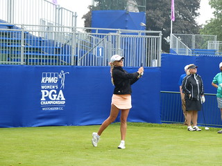LPGA Championship Natalie Gulbis P1070729   by tewiespix