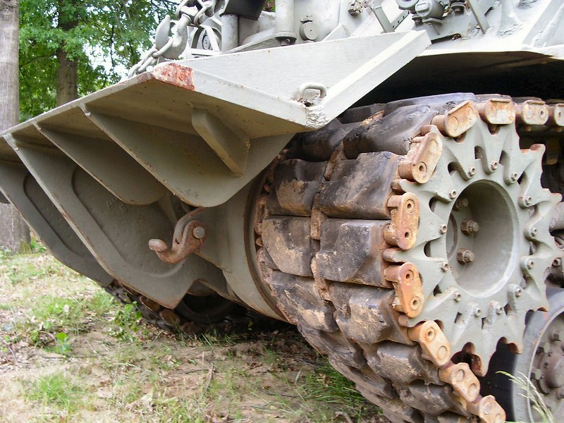 M74 Tank Recovery Vehicle 5
