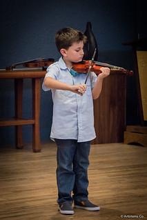 Santa Fe Youth Symphony Association 2015 Summer Studio Recital | by Artotem
