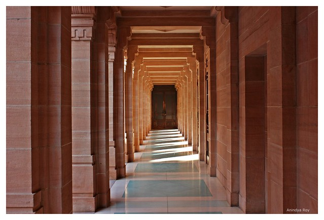 Symmetry,Umaid Bhawan Palace,Jodhpur