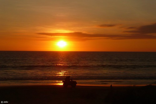sunset beach peru water landscape outdoors mar sand agua playa panasonic arena colan tz2