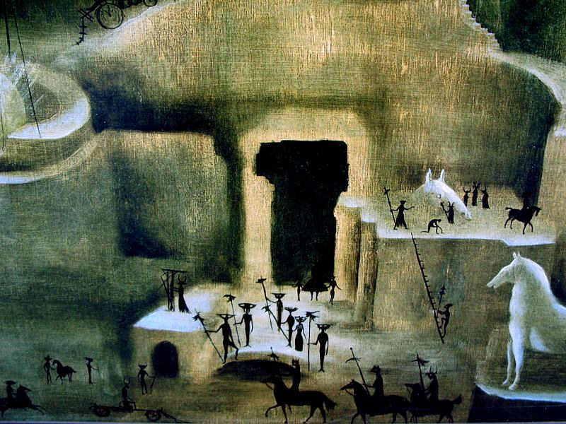 OBRA  DE LEONORA CARRINGTON