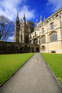 Peterborough Cathedral | by Chris Bloom