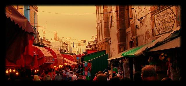 Tunis - Bummel durch die Altstadt