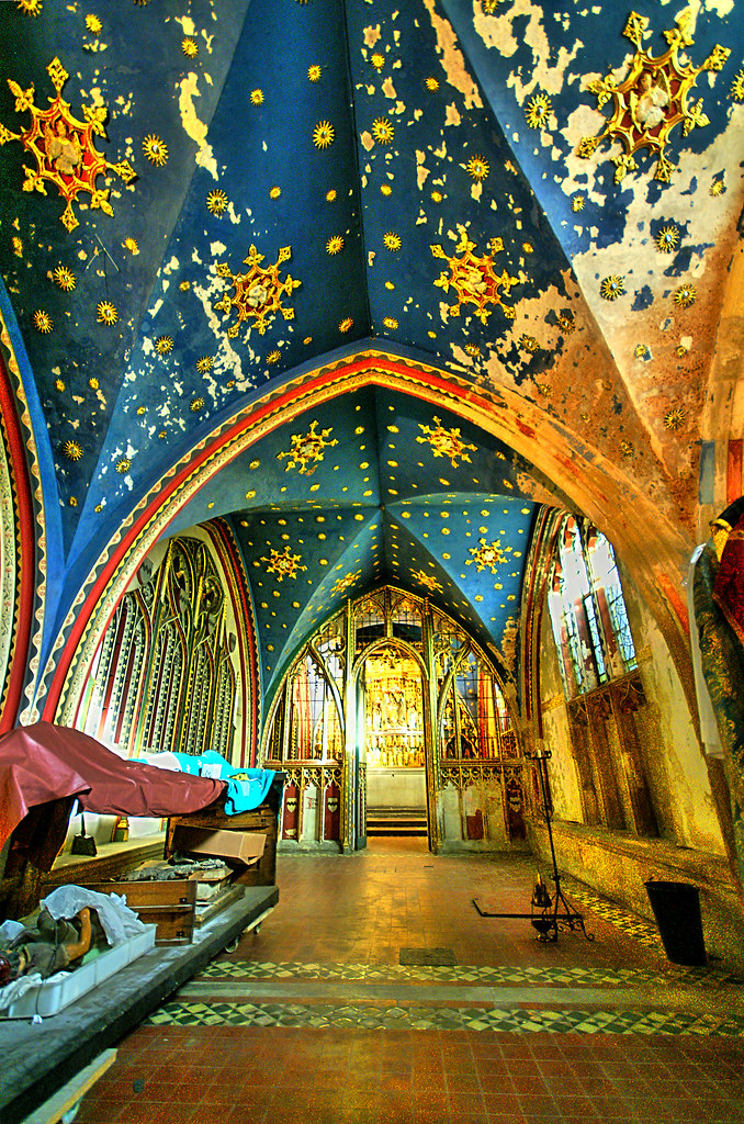 Chapel Of St Sepulchre St Mary Magdalene Little Venice