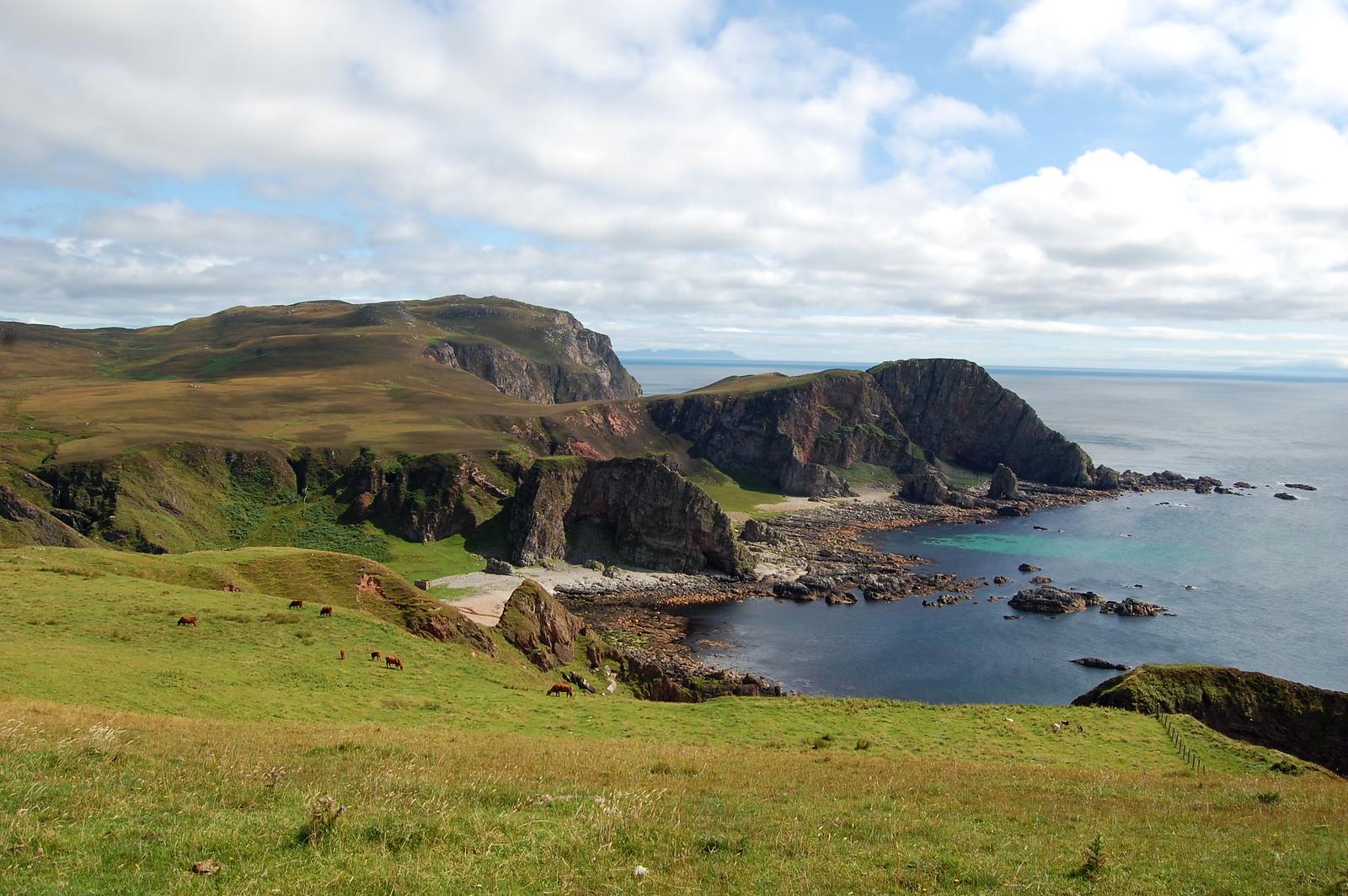 Moa peninsule - Islay - Scotland
