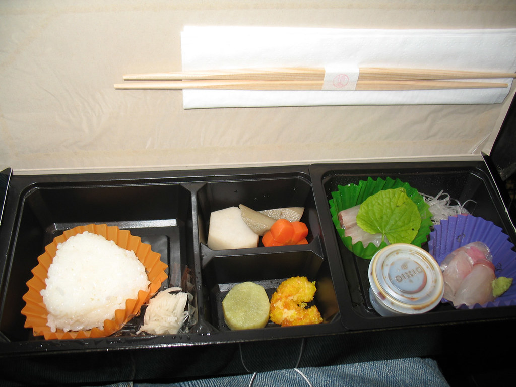 dinh dưỡng Washoku - bento