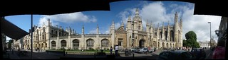 King's College panorama | by dichohecho