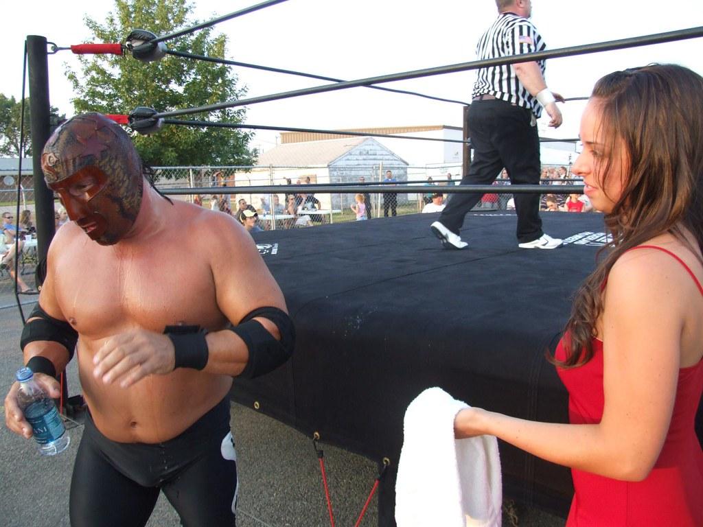 Packerland Pro Wrestling - Roadhouse Rumble
