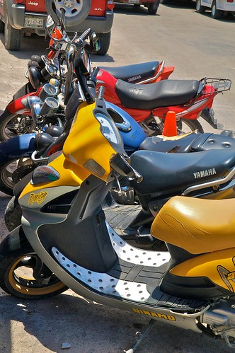 Mexican Mopeds