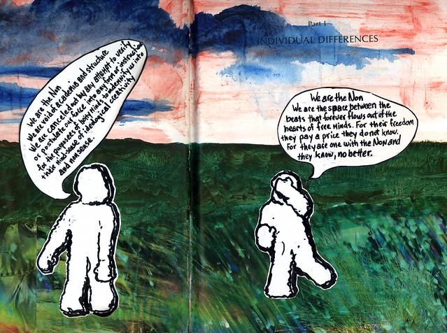 Sketch Books (1996-2001)