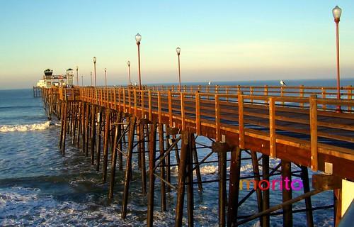 california beach pier muelle playa pacificocean oceanside beaches elsalvador southerncalifornia playas oceanopacifico oceansidecalifornia ocenside elsalvadorcentroamerica morito36pa moisesrivas