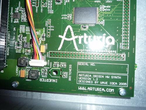 Arturia Origin: Designed by Wave Idea, 2005 | by Tom.Whitwell