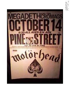 1986-10-14Megadeth