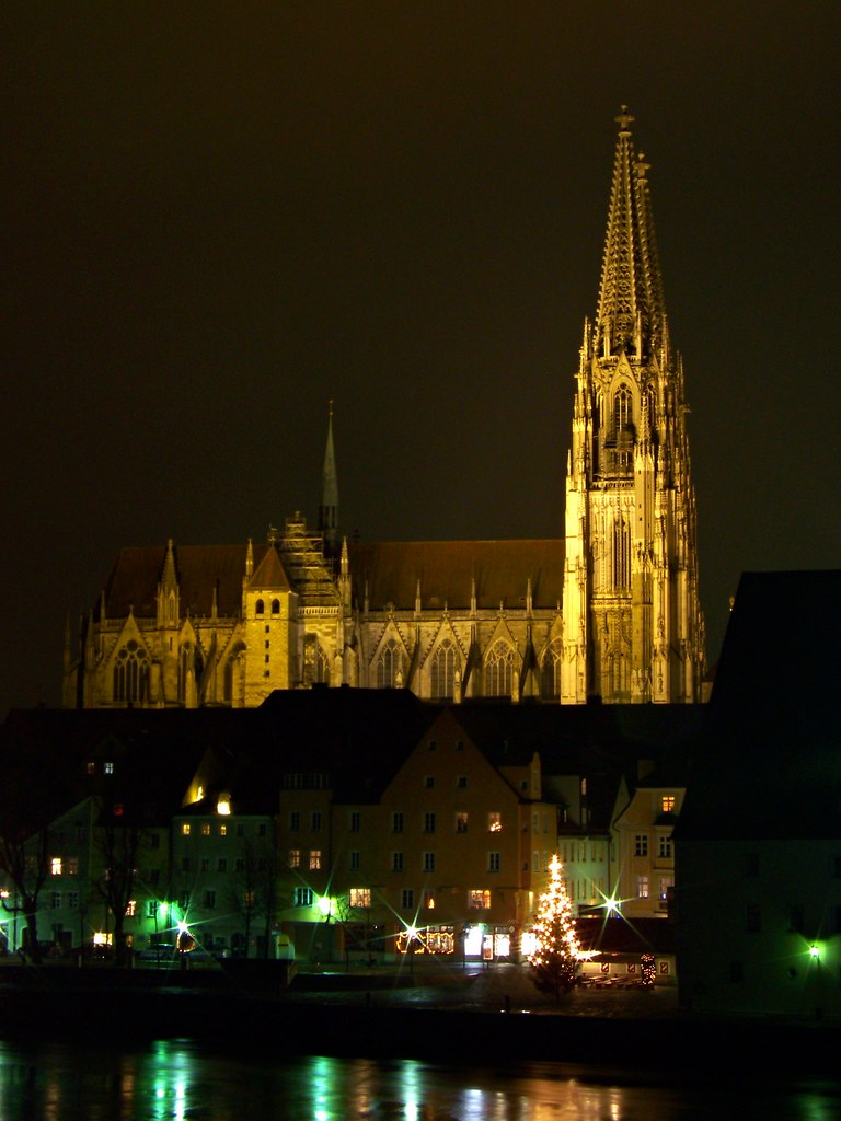 Regensburg Bei Regen