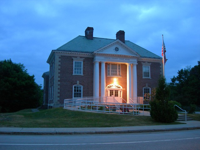 (Old) Carroll County Court House