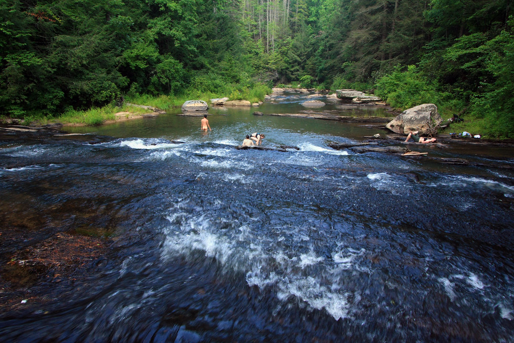 chauga river, chauga river gorge, sumter national forest