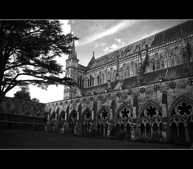 BW Salisbury Cathedral