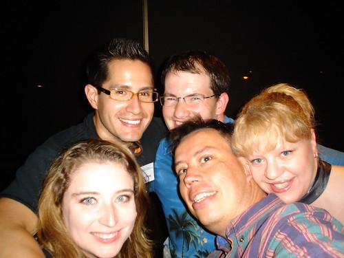 Rebecca, John, Ryan, Tanya and myself