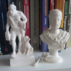 Philosophers are my companions   by Chris P Jobling
