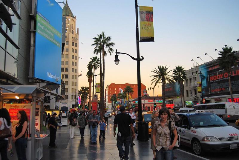 Hollywood Blvd
