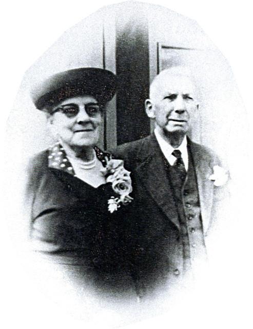 Mary Riddell Dalzell and Robert Porter Dalzell