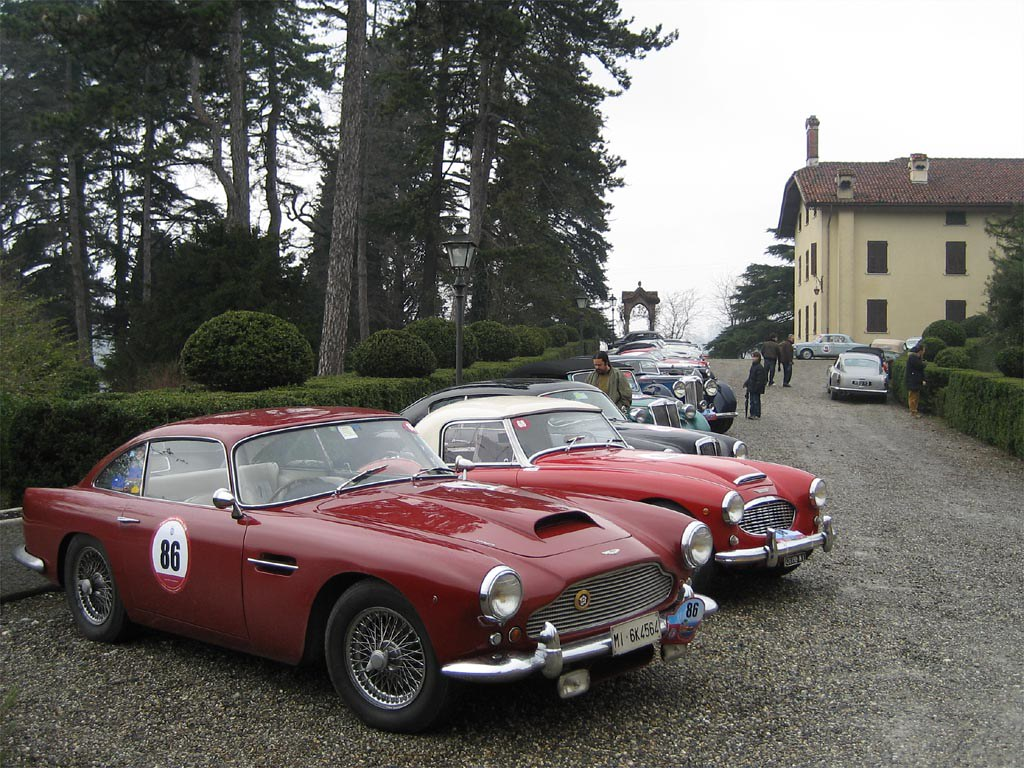 Coppa Milano Sanremo Cantine Di Gavi Aston Martin Austin H Flickr