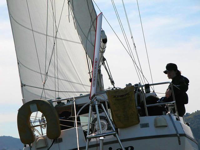 Monitor Sailing