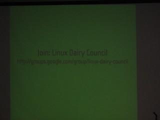 Linux Dairy Council