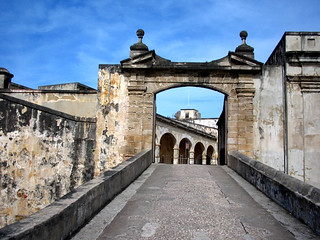 fort san cristobal entrance | by nicholaslaughlin