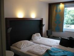 MotelOne: Die Betten | by hirnrinde
