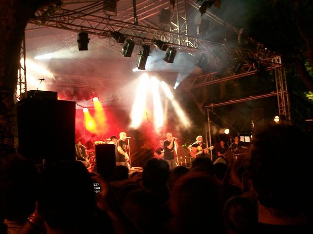 Mouss et Hakim au festival Musicalarue de Luxey2008 037