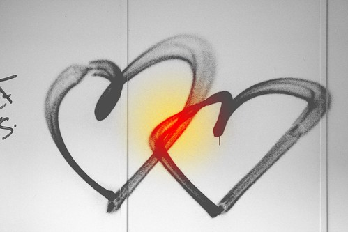 Two Hearts Beat As One | by just.Luc