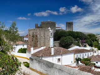 Obidos castle | by dynamosquito